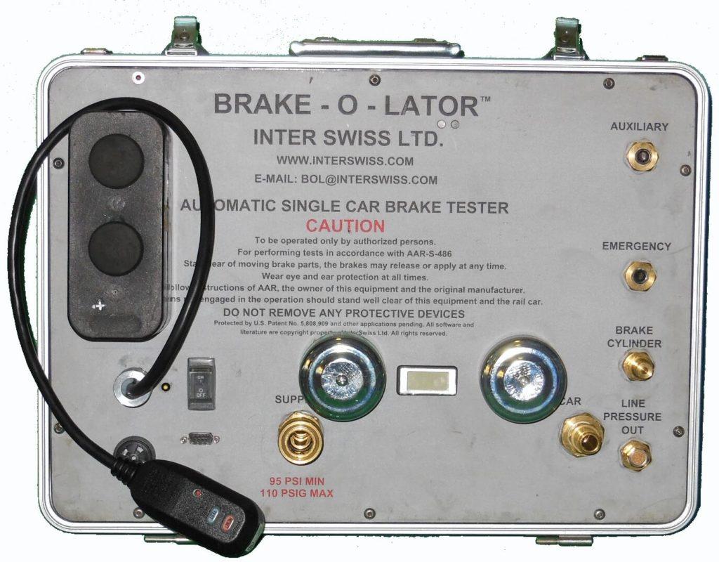 Electronic Single Car Test Device