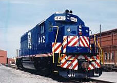 Remanufactured Locomotives
