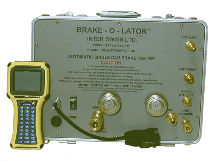 Air Brake Test Equipment
