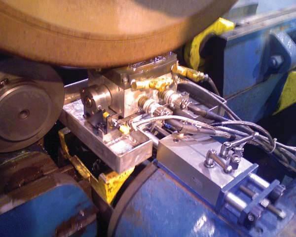 Stationary Wheel Inspection